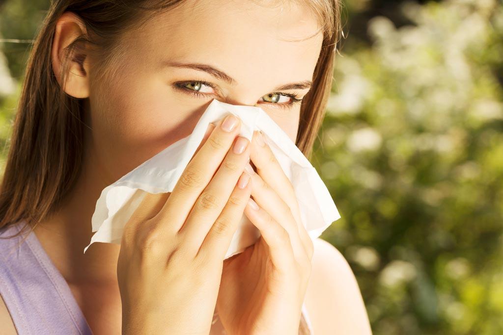 Chronisch verkouden en voorhoofdsholteontsteking